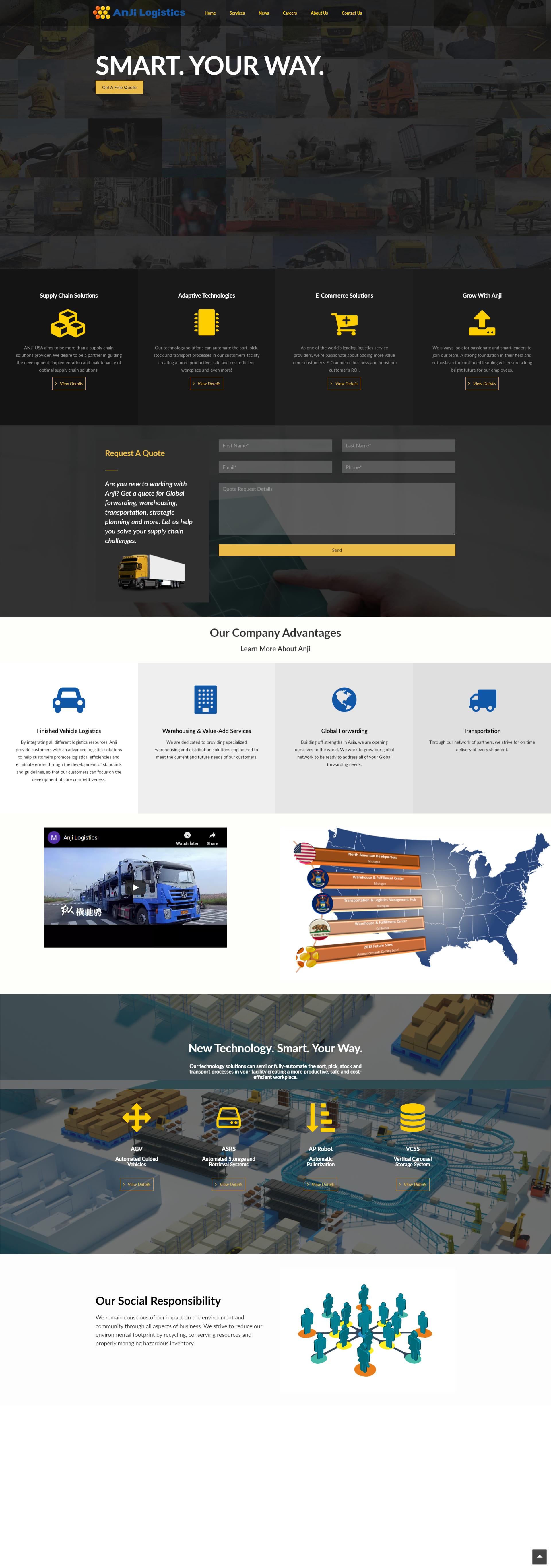 AnjiUSA Homepage