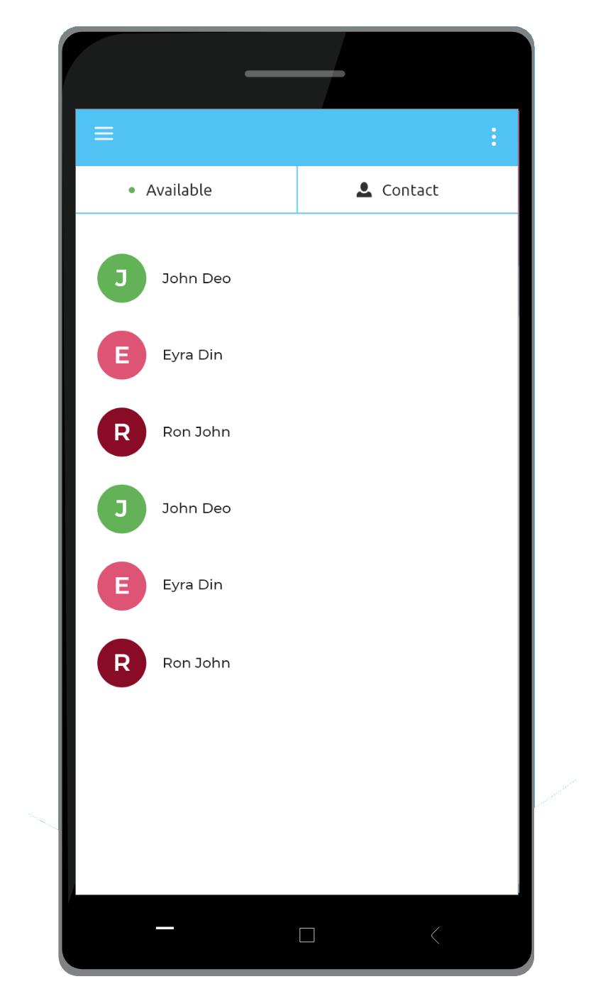 Metroit Media Sample App Preview