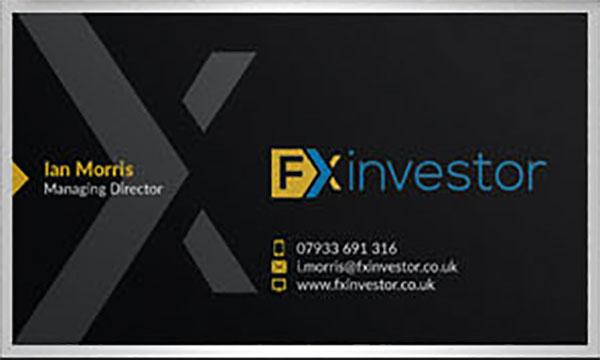 FX Business Card
