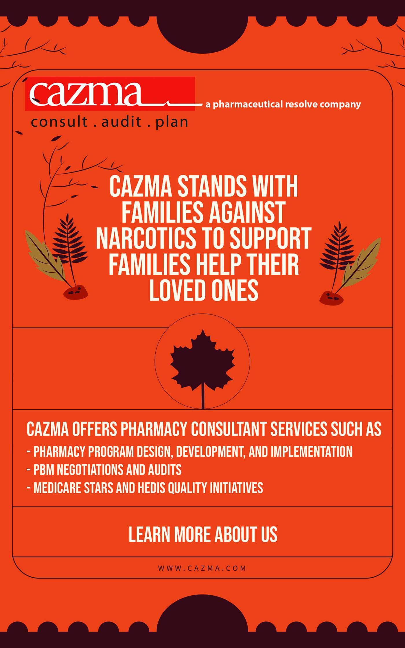 Cazma Fall Flyer