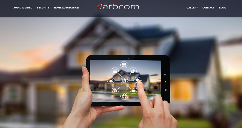 Jarbcom Website Preview